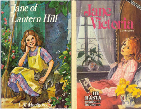 Jane of Lantern Hill Eng and Swed